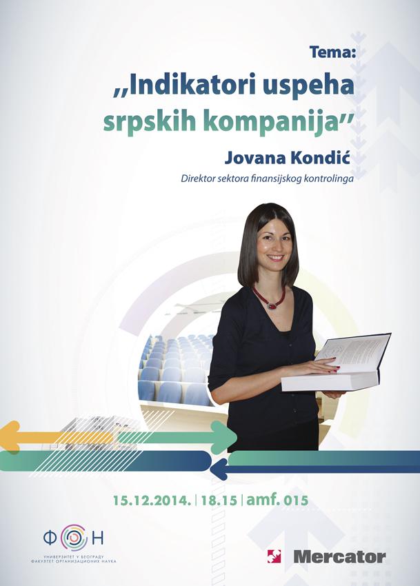 Poster Jovana Kondic