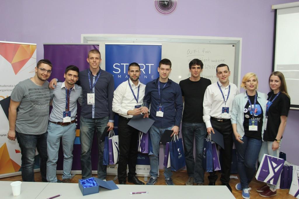 Tim TNT - pobednici Innovation kategorije