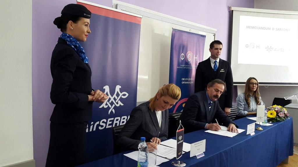 Potpisivanje sporazuma FON 1