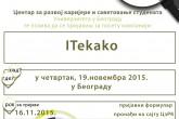 poseta kompaniji ITekako czrk poster
