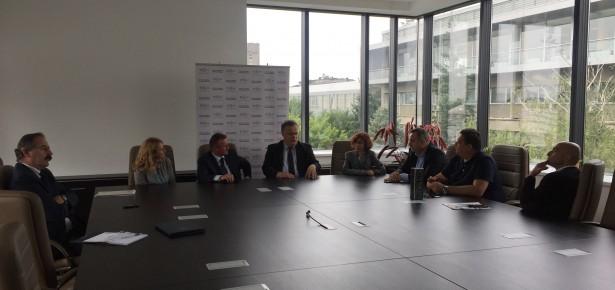 Посета делегације Економског факултета из Скопља