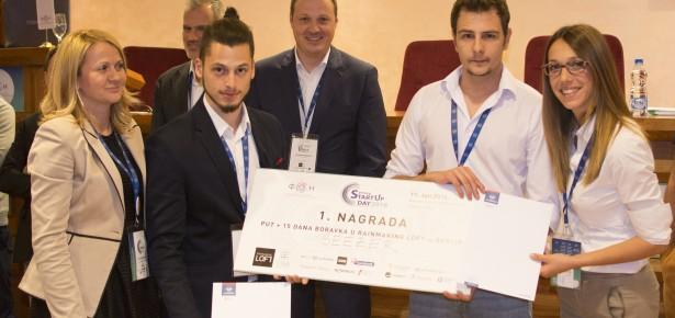 Успешно одржан први ФОН-ов StartUp Day