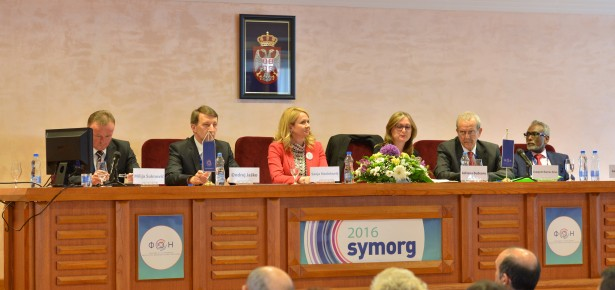 """Отворен XV Међународни симпозијум SymOrg 2016 """"Преобликовање будућности путем одрживог развоја пословања и предузетништва"""""""