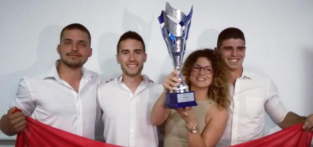 """Студенти ФОН-а освојили прво место на Интернационалном такмичењу у управљању пројектима """"International Project Management Championship 2017"""""""