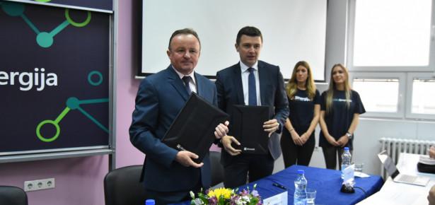 Отворена EDU Sinergija 2017 и потписана сарадња између ФОН-а и Microsoft-a