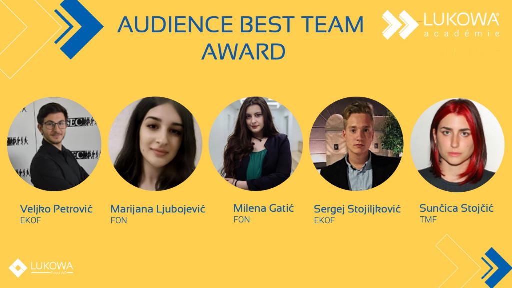 audiance-award