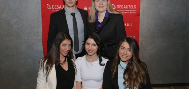 Success of FOS students at world case study competition in Montreal
