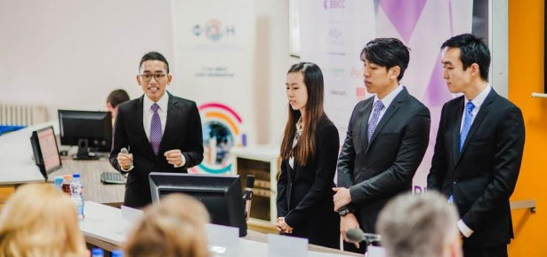 FOS students win third place in world case study competition