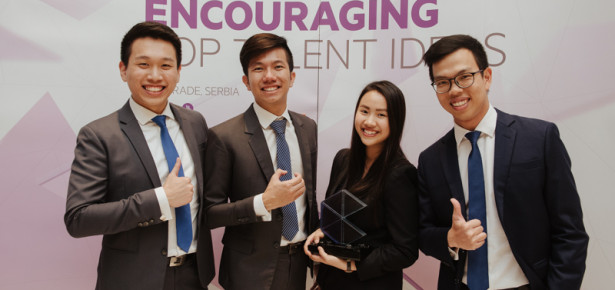 Winners of the fifth Belgrade Business International Case Competition had been announced