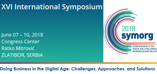 XVI International Symposium SymOrg 2018